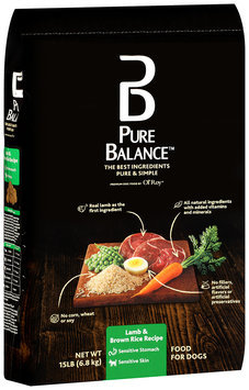 Pure Balance™ Lamb & Brown Rice Recipe Dog Food 15 lb. Bag