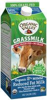 Organic Valley® Grassmilk® Organic 2% Milkfat Reduced Fat Milk 0.5 gal. Carton