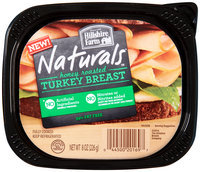 Hillshire Farm Naturals™ Honey Roasted Turkey Breast 8 oz. Tub