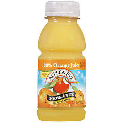 Apple & Eve® 100% Orange Juice