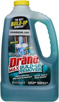 Drano® Max Commercial Line™ Build-Up Remover 64 fl. oz. Jug