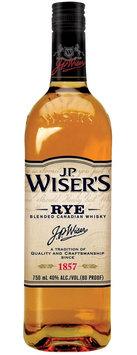 J.P. WISER'S Whisky Canada Rye