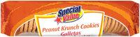Special Value Peanut Krunch Cookies 12 Oz Tray