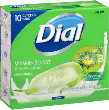 Dial® Vitamin Boost Glycerin Soap
