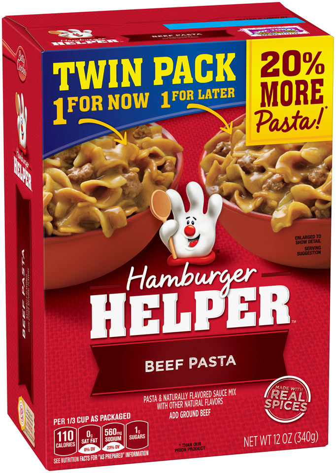 Betty Crocker™ Beef Pasta Hamburger Helper