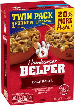 Betty Crocker® Beef Pasta Hamburger Helper® 12 oz. Box