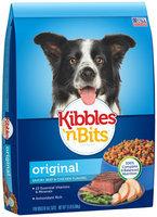 Kibbles 'n Bits Original Savory Beef & Chicken Flavor Dry Dog Food, 13-Pound