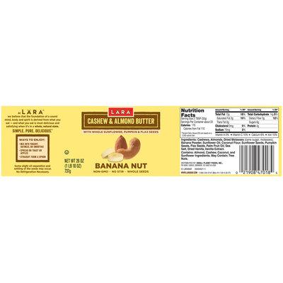 LARABAR® Banana Jar Nut Cashew & Almond Butter Variety Pack