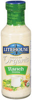Litehouse Organic Ranch Dressing 12 Oz Jar