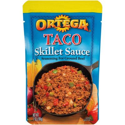 Ortega® Taco Skillet Sauce 7 oz. Pouch