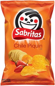 Sabritas Chile Piquin Potato Chips 1.875 Oz Bag