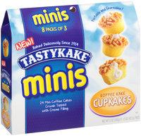 Tastykake® Minis Koffee Kake Cupcakes 8 - 1.5 oz Packages