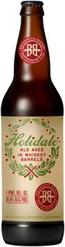 Breckenridge Brewery Holidale Beer 6 fl. oz. Glass Bottle