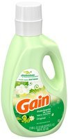 Gain® Original Liquid Fabric Softener 100 fl. oz. Plastic Jug