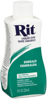 Rit® Emerald All-Purpose Liquid Dye 8 fl. oz. Bottle