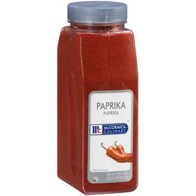 McCormick® Culinary™ Paprika 18 oz. Shaker