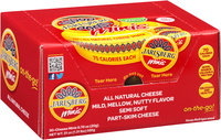 Jarlsberg® Minis Semi-Soft Part-Skim Cheese 20g Snacks, 30 ct Bag, Individual Sale