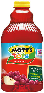 Mott's For Tots® Fruit Punch 64 fl. oz. Bottle