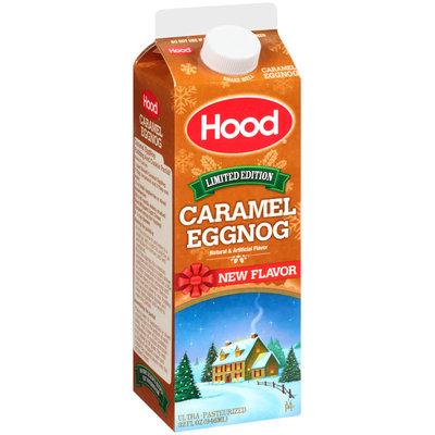 Hood® Limited Edition Caramel Eggnog 32 fl. oz. Carton