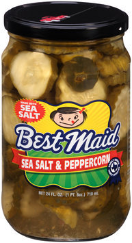 Best Maid® Sea Salt & Peppercorn Pickles 24 fl. oz. Jar