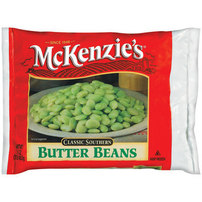 Mckenzie's  Butter Beans 16 Oz Bag