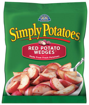 Simply Potatoes Red Potato Wedges Potatoes 20 Oz Bag