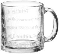 Twinings of London® Clear Mug