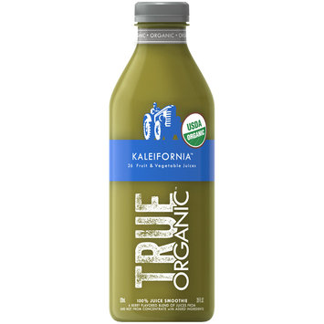 True Organic™ Kaleifornia™ Juice Smoothie 28 fl. oz. Bottle