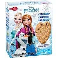 Betty Crocker® Disney Frozen Chocolate Chip Oat Crisps 8-0.99 oz. Pouches