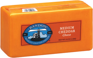 Bandon Medium Cheddar Cheese