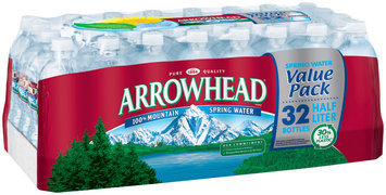 ARROWHEAD Brand 100% Mountain Spring Water