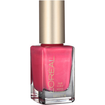 L'Oréal® Paris Colour Riche® Nail Color Miss Denim 112 Vintage Rose 0.39 fl. oz. Bottle