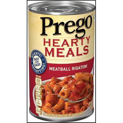 Prego® Hearty Meals Meatball Rigatoni
