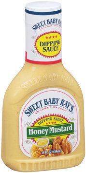 Sweet Baby Ray's® Honey Mustard Dipping Sauce 14 fl. oz. Bottle