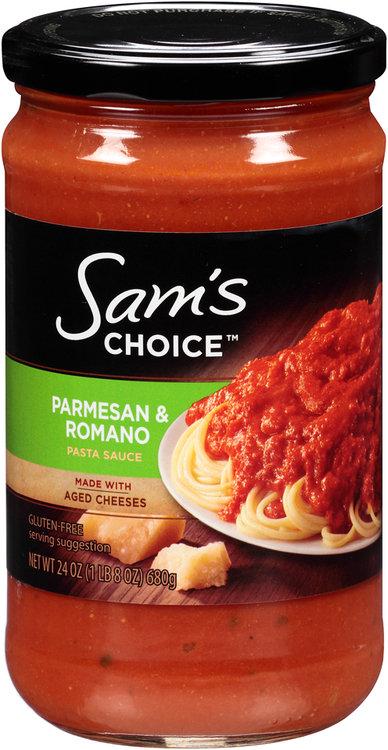 Sam's Choice™ Parmesan & Romano Pasta Sauce