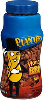 Planters Honey BBQ Dry Roasted Peanuts Jar