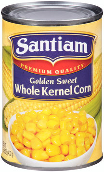 Santiam® Golden Sweet Whole Kernel Corn 15.25 oz. Can