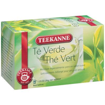 Teekanne® Classic Blend Green Tea 20 ct Tea Bags
