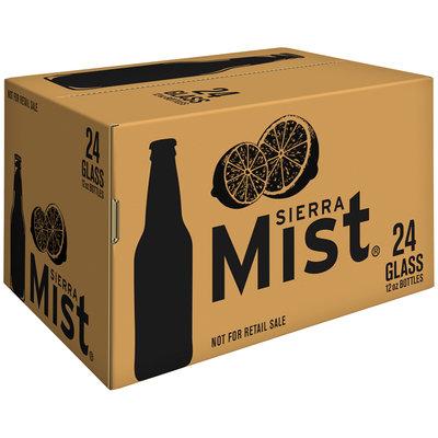 Sierra Mist® 12 Fl Oz 24 Pack Glass Bottles
