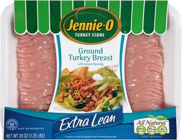 Jennie-O Extra Lean Ground Turkey Breast 20 oz. Tray
