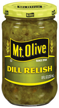 Mt. Olive Dill Relish  8 Fl Oz Jar