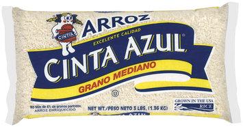 Cinta Azul Medium Grain Enriched Rice