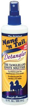 Mane 'n Tail  Detangler 12 Oz Spray Bottle
