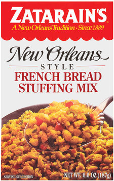 Zatarain's® French Bread Stuffing Mix 6.6 oz. Box