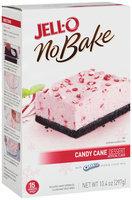 Jell-O No Bake Candy Cane Dessert Mix 10.4 oz. Box