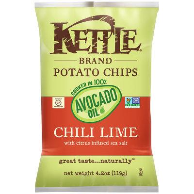 Kettle Brand Avocado Oil Chili Lime Potato Chips