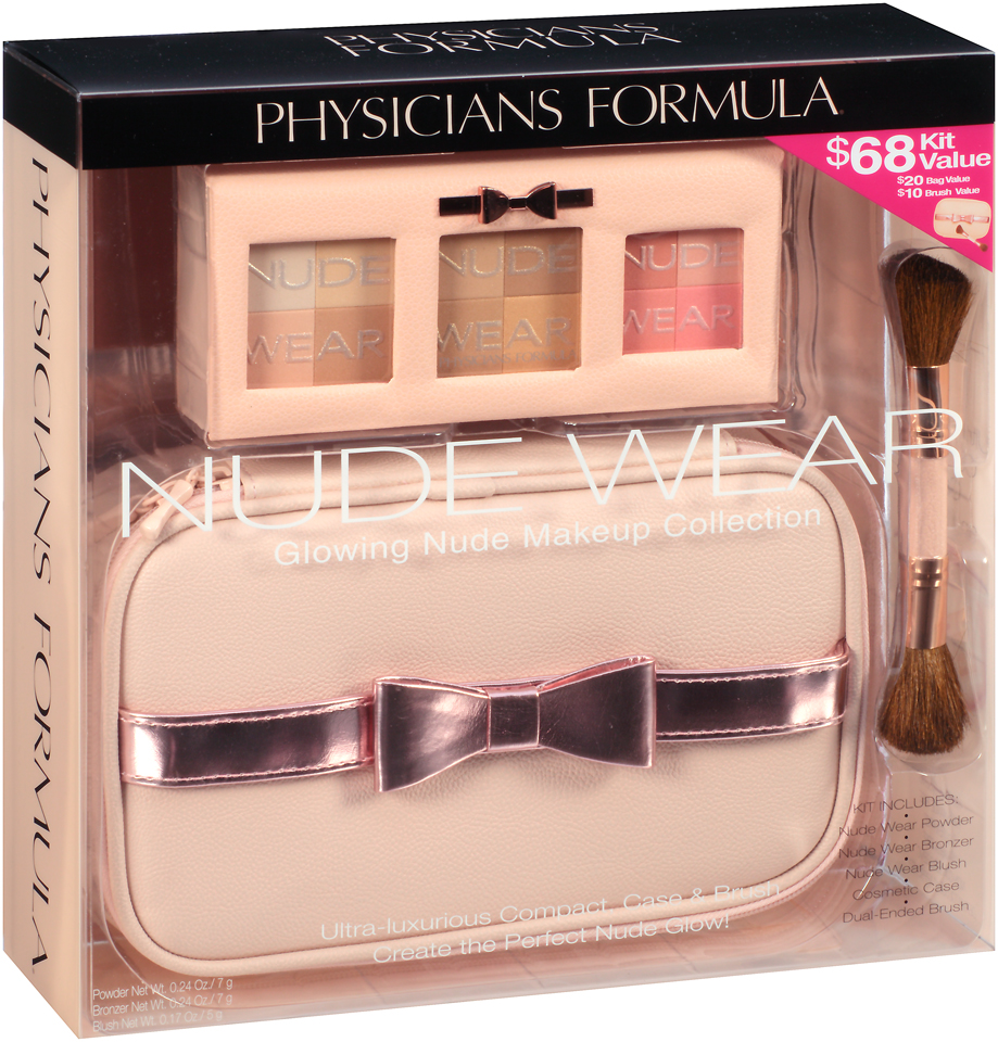 Physicians Formula® Nude Wear Glowing Nude Makeup Collection