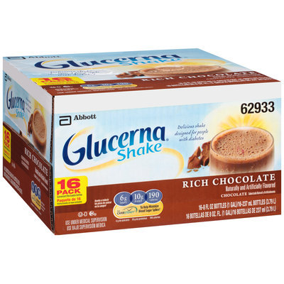 Glucerna® Rich Chocolate Shake