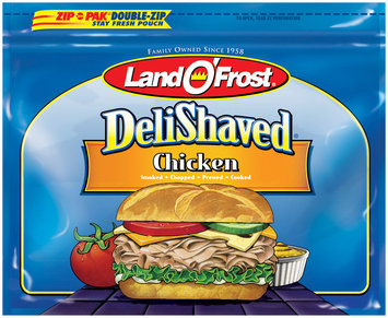 Land O' Frost Deli Shaved Chicken