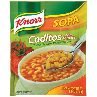 Knorr® Tomato Based Elbow Pasta Soup